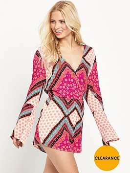 mink-pink-african-trance-playsuit