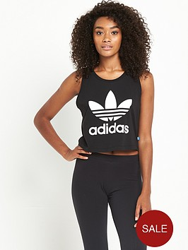 adidas-originals-loose-crop-tank-black