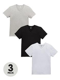 v-by-very-3-pack-stretch-v-neck-t-shirts
