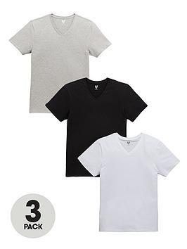v-by-very-3-pack-stretch-v-neck-t-shirts