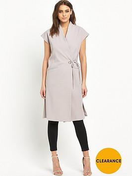 v-by-very-eyelet-sleeveless-longline-jacket