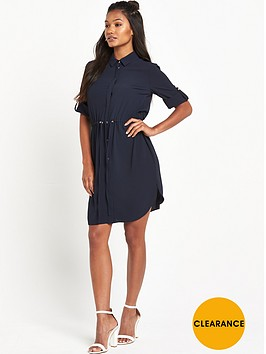 miss-selfridge-plain-shirt-dress