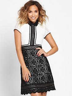 myleene-klass-collar-detail-lace-pencil-dress