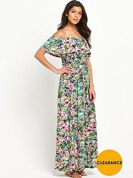 v-by-very-petite-frill-bardotnbspjersey-maxi-dress