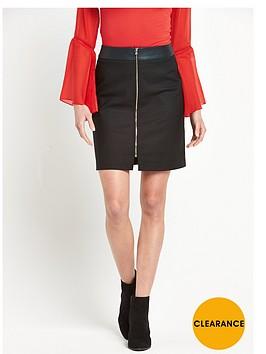 v-by-very-pu-waistband-zip-skirtnbsp
