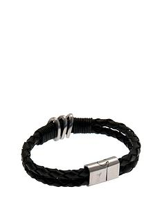 liverpool-stainless-steel-and-leather-crest-bracelet