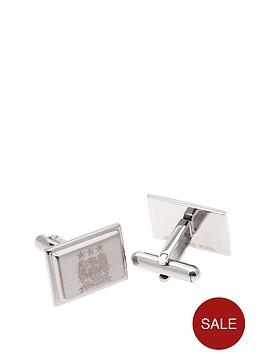 manchester-city-stainless-steel-oblong-crest-cufflinks