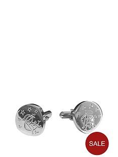 rangers-stainless-steel-crest-cufflinks