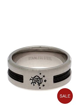 rangers-stainless-steel-black-inlay-crest-ring