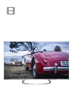panasonic-58dx750b-58-inch-4k-ultra-hd-hdr-3d-smart-led-tv-with-freeview-hd-and-art-of-interior-tailored-switch-designnbsp--save-pound100-on-ub700ebknbsp4k-uhdnbspblu-ray-player-krmna