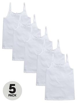 v-by-very-girls-white-strap-school-vests-5-pack