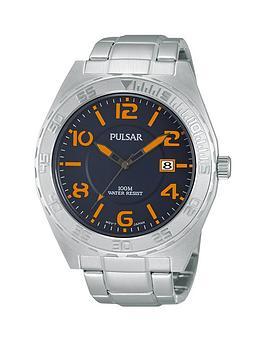 pulsar-mensnbspstainless-steel-sports-watch