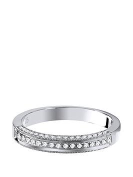 love-diamond-9ct-white-gold-vintage-25-point-diamond-3mm-eternity-or-wedding-band-with-diamond-side-detail