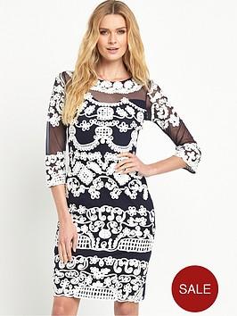 phase-eight-serafina-tapework-dress