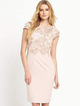 phase-eight-juno-lace-top-dress