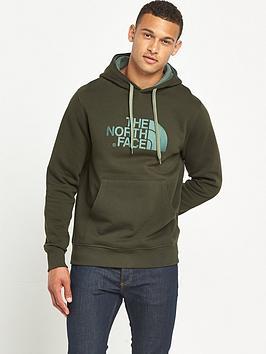 the-north-face-drew-peak-pullover-hoodie-khaki