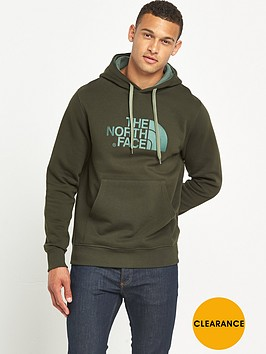 the-north-face-drew-peak-pullover-hoodie-khaki