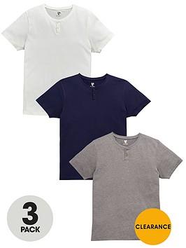 v-by-very-grandad-collar-t-shirts-3-pack