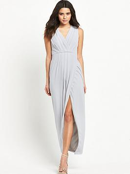 tfnc-dixie-pleat-maxi-dress
