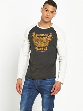denim-supply-ralph-lauren-denim-amp-supply-ralph-lauren-long-sleeve-baseball-t-shirt