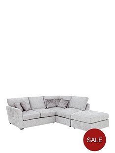 ideal-home-lara-right-hand-fabric-corner-chaise-sofa-with-footstool