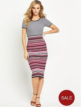 v-by-very-knitted-bodycon-midi-dress-with-side-splitnbsp