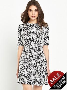 miss-selfridge-floralnbspjacquard-skater-dress