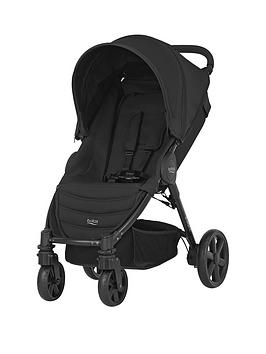 britax-b-agile-4-pushchair-cosmos-black