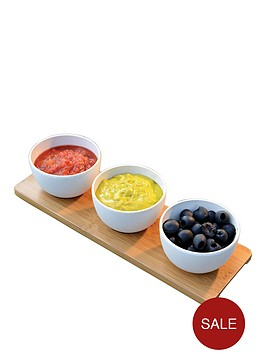 berghoff-bamboo-fibre-3-snack-bowls-and-tray-set