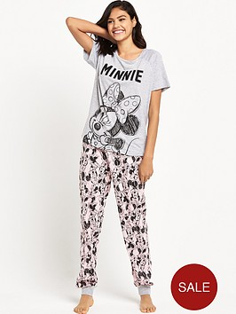 disney-minnie-mouse-pj-set