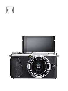 fuji-fuji-finepix-x70-163mp-camera-silver
