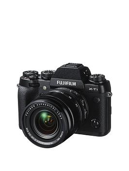 fuji-finepix-x-t1-163-megapixelnbspdigital-camera-with-18-55mmnbsplens
