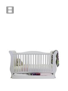 babystyle-hollie-sleigh-cot-bed-whitenbsp