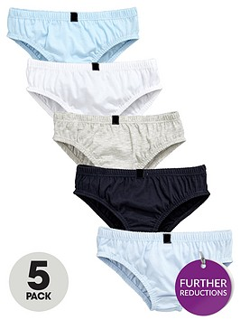 mini-v-by-very-boys-favourites-blue-briefs-5-pack