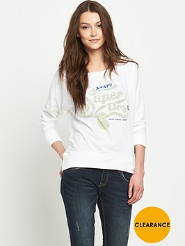 superdry-superdry-burn-out-bubble-gum-ls-slouch-top
