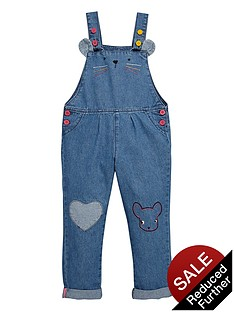 mini-v-by-very-girls-appliquenbspmouse-dungarees