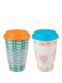 cambridge-bamboo-retro-daisy-and-friends-are-like-flowers-sippy-mug-set-of-2