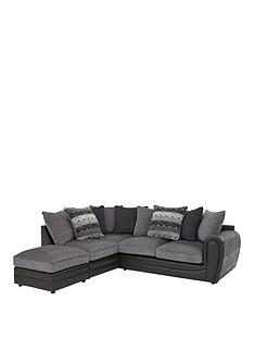 aston-left-hand-corner-chaise-sofa-with-footstool