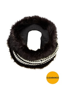 superdry-nordic-faux-fur-snood-blackcream