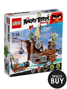 lego-angry-birds-piggy-pirate-ship-75825-amp-free-lego-city-brickmaster
