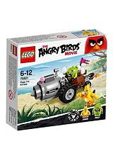 Lego Angry Bird Piggy Car Escape