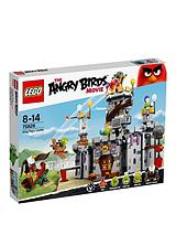 Lego Angry Bird King Pig's Castle