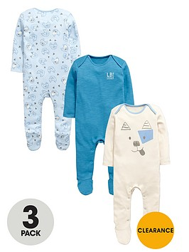 ladybird-baby-boys-dog-print-sleepsuitsnbsp3-pack
