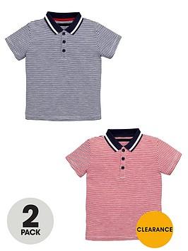 mini-v-by-very-boys-stripe-polo-shirts-2-pack
