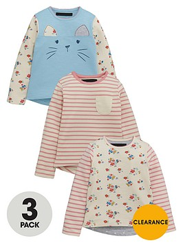 mini-v-by-very-girls-cat-floral-and-stripe-long-sleeve-tees-3-pack