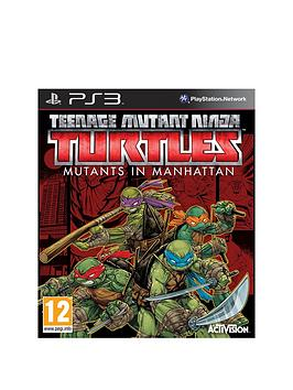 playstation-3-ps3nbspteenage-mutant-ninja-turtles-mutants-in-manhattan