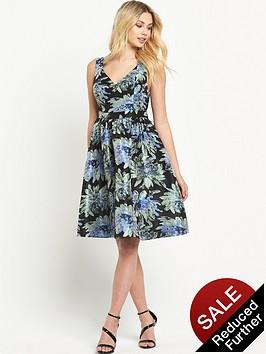 v-by-very-midi-jacquard-prom-dress