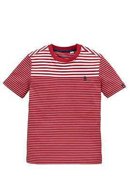 penguin-ss-stripe-cut-and-sew-tee