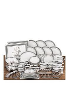 grey-band-script-dining-set-100-piece