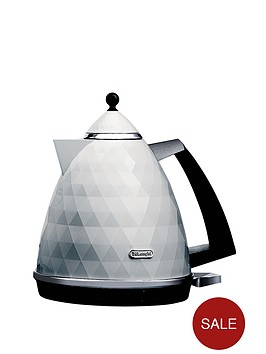 delonghi-kbj3001w-brillante-kettle-white